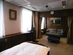 赤坂見附前田病院のVIPルーム