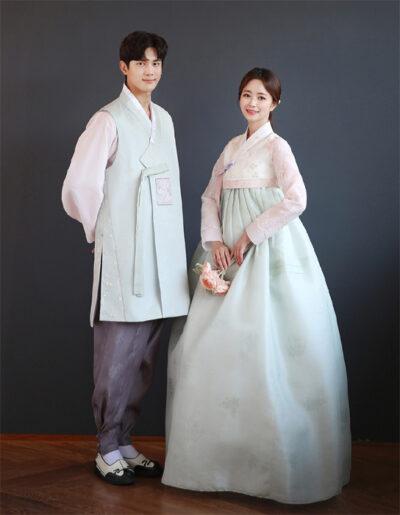 韓国の民族衣装チョゴリ