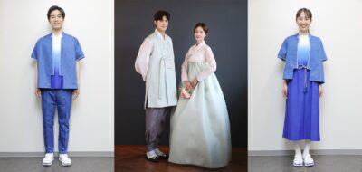 オリンピックのボランティア衣装と韓国の民族衣装チョゴリ