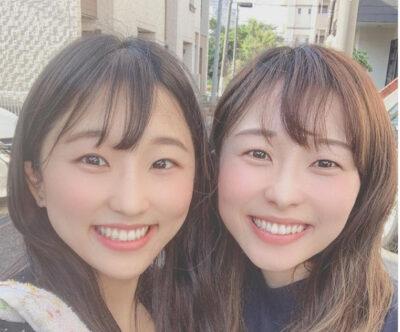 須崎優衣と姉の須崎麻衣