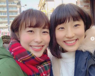 須崎優衣の姉・麻衣①