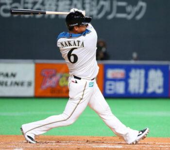 中田翔選手①