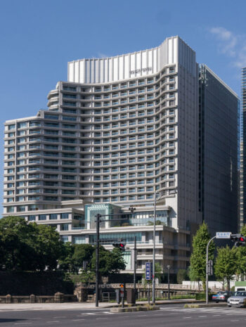 東京パレスホテル